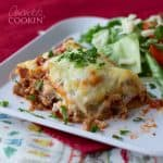 How to make Italian Lasagna: Creamette back of the box recipe for Italian Lasagna