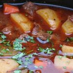 Chipotle Seasoned Beef Stew