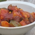 Beef Stew with a Mexican Twist