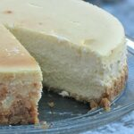 TWD: Tall and Creamy Cheesecake