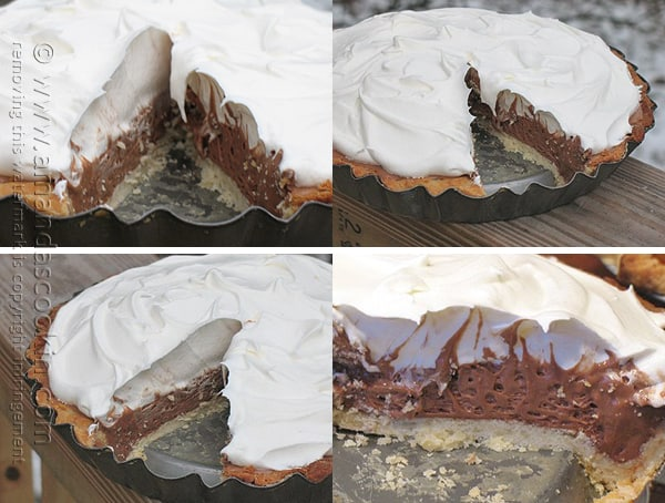 Delicious French Silk Pie - Baker's Square copycat