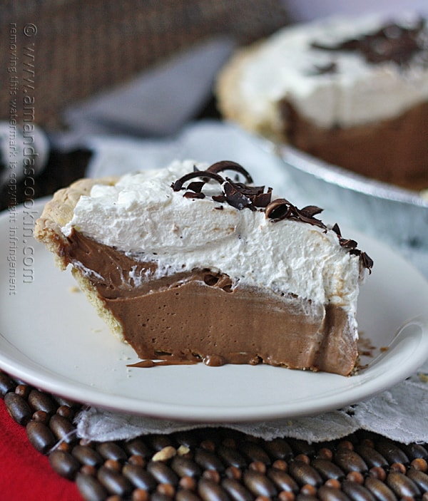 Recipe for Baker's Square French Silk Pie