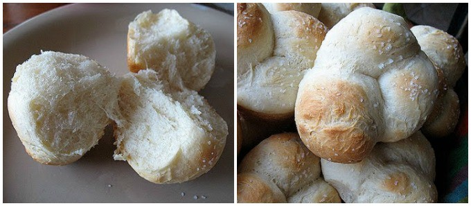 Homemade Pull-Apart Dinner Rolls