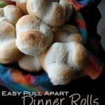 Homemade Pull Apart Dinner Rolls