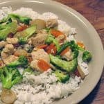 Thai-Garlic Chicken