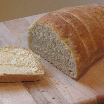 Homemade Italian Bread - Amanda's Cookin'