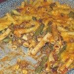 Beef Ziti Casserole