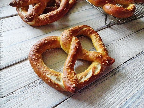 Image result for german pretzel