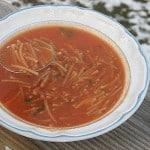 Sopa de Fideos: Mexican Noodle Soup