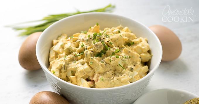 Egg Salad Recipe - Kraft Canada
