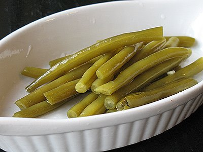 Homemade Dilly Beans