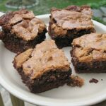 Chipster Topped Brownies