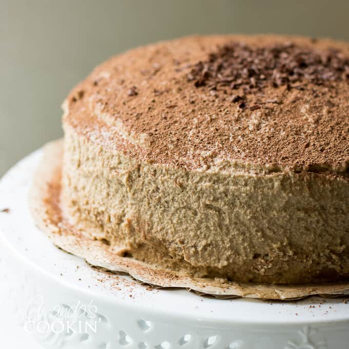 How To Make Tiramisu Cake Using Graham Crackers
