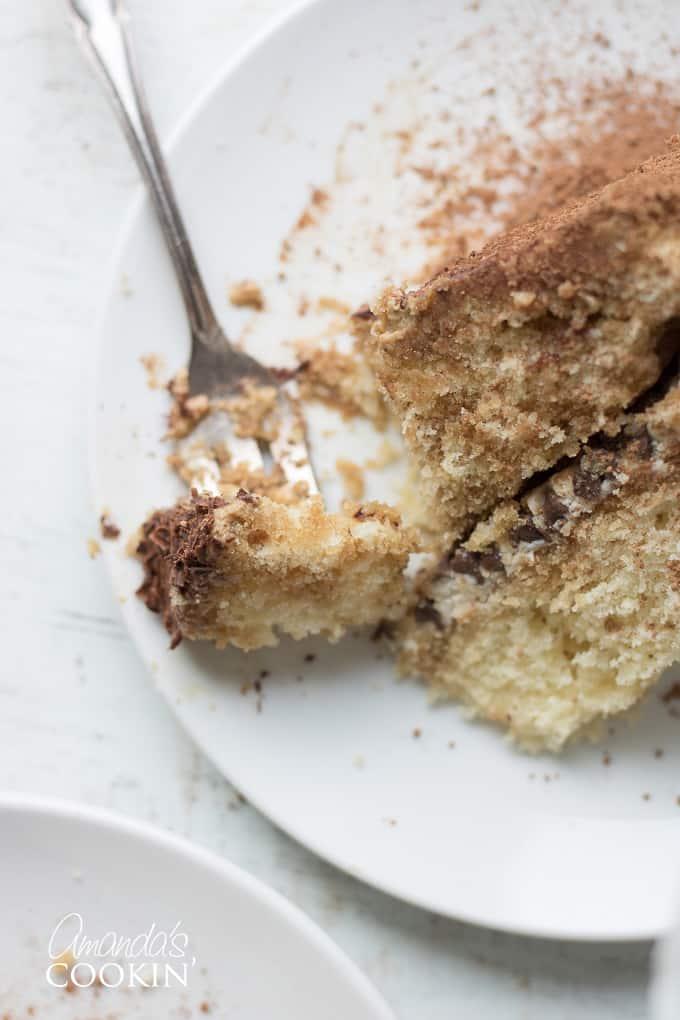 Kahlua Cream Cake Filling Recipe