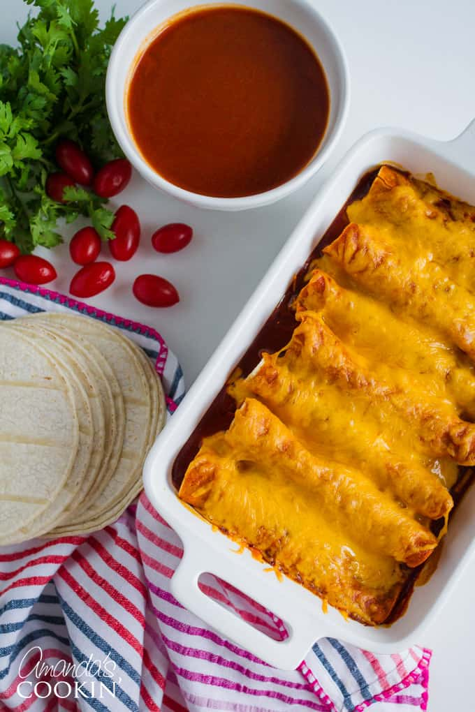 Delicious Homemade Enchilada Sauce
