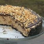 TWD Rewind: Peanut Butter Torte