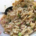 Tomato Herb Pasta Salad