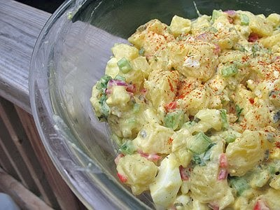 Shout Hallelujah Potato Salad