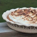 TWD: Creamiest Lime Cream Meringue Pie