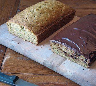 morning glory zucchini bread at AmandasCookin.com