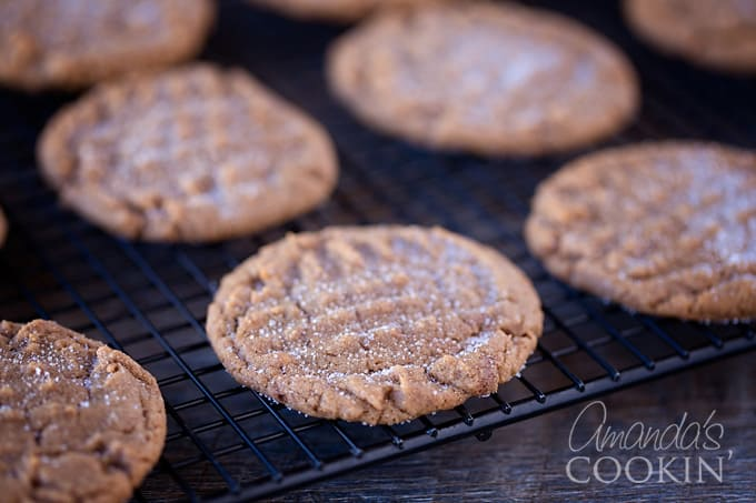 Nutella Peanut Butter Cookies step 3