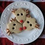 Shortbread Sandwich Cookies, Brown Sugar Brownies