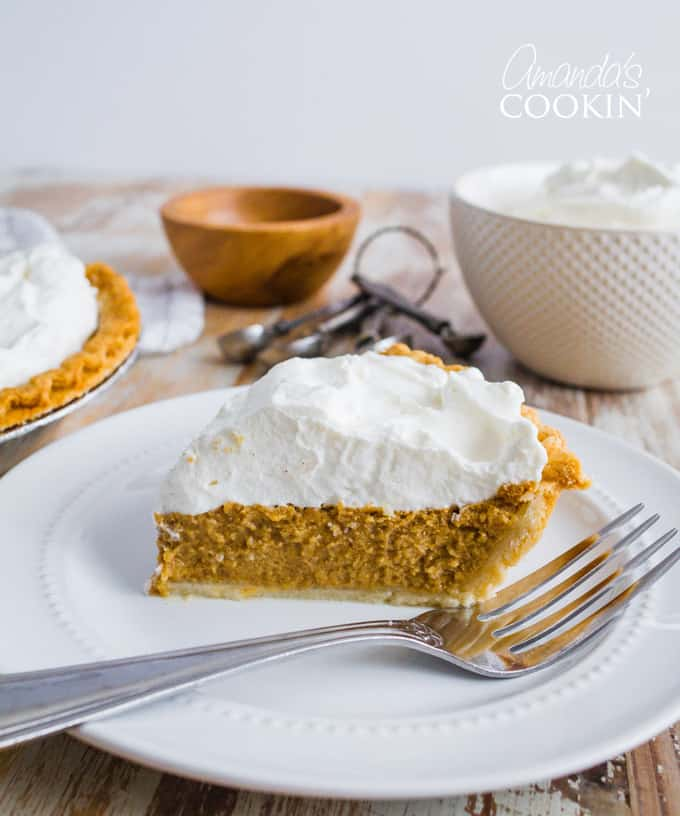 How to make the perfect pumpkin pie this holiday season