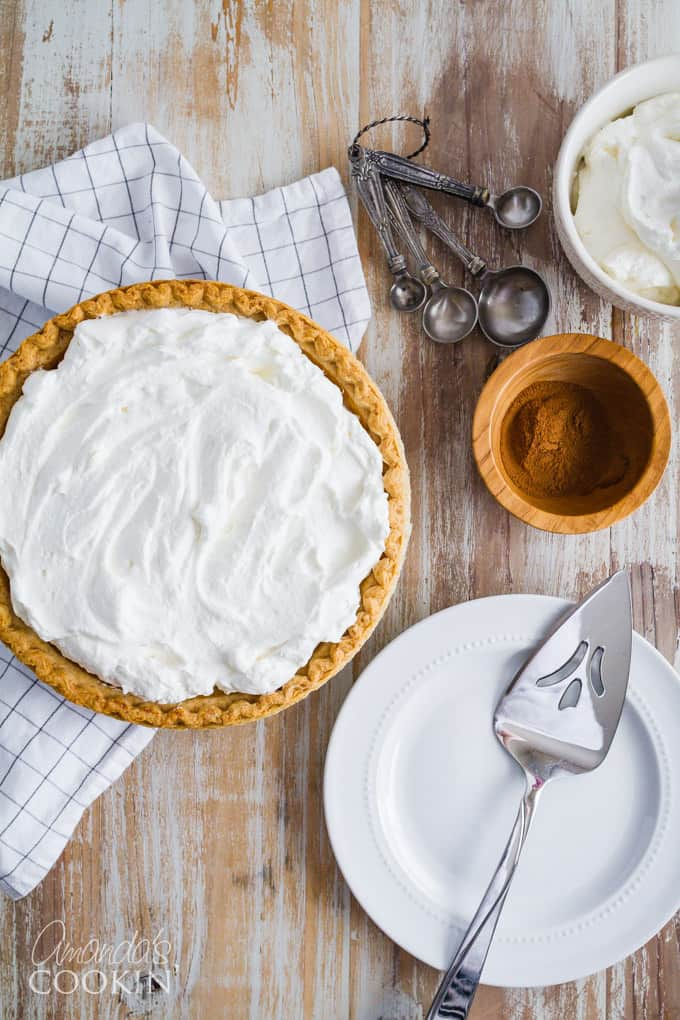 Don't miss out on this delicious pumpkin pie recipe this holiday season!