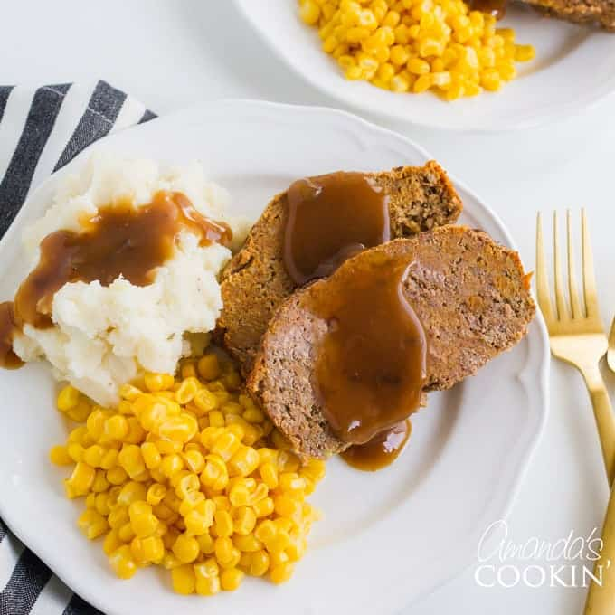 our favorite meatloaf recipe