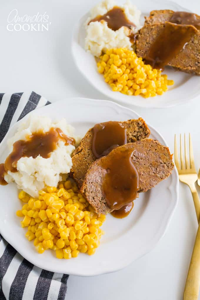 This is a meatloaf recipe you'll want to bookmark!