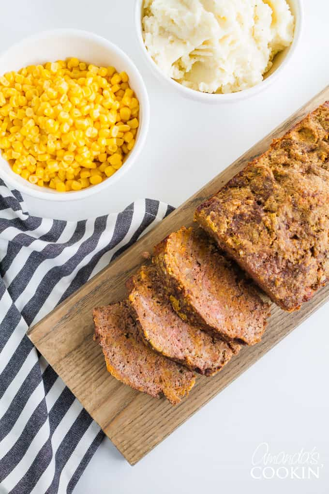 Delicious Meatloaf Recipe that you'll want to keep on hand!