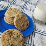 Buttermilk Chocolate Chip Cookies