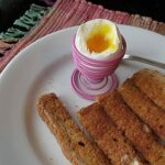 Soft Boiled Eggs & Toasted Soldiers