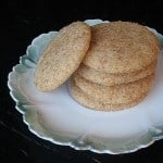 TWD: Honey-Wheat Cookies