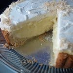 TWD: Toasted-Coconut Custard Tart