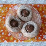 Chocolate Nutella Thumbprint Cookies