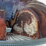 TWD: Mocha-Walnut Marbled Bundt Cake