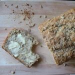 Sunflower Whole Wheat Quick Bread