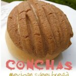Conchas – Mexican Sweet Bread