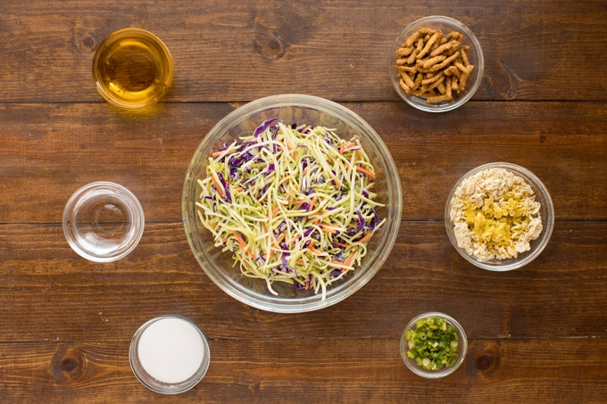 broccoli slaw ingredients