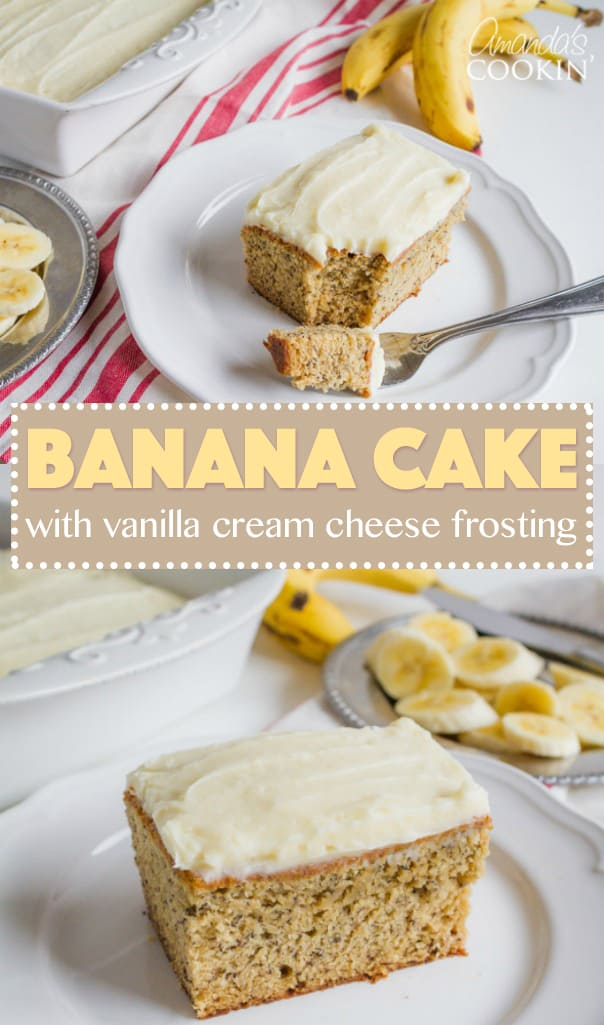 Banana Cake Calories Per Slice