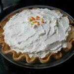 Cantaloupe Cream Pie