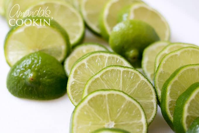 Slice limes