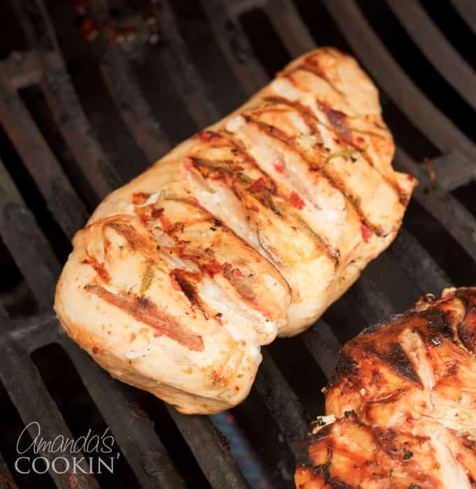 Tips for cooking chicken on the grill