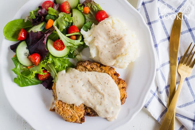 How to make Chicken Fried Steak