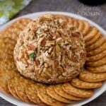 Gouda and Sun-Dried Tomato Cheese Ball