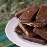 Easy Homemade Candy Bars