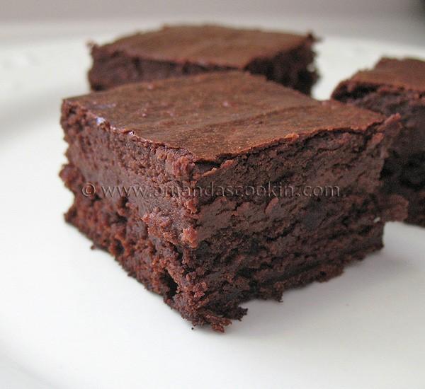 Chocolate Cheesecake Brownies, Amanda Formaro, Amanda's Cookin'