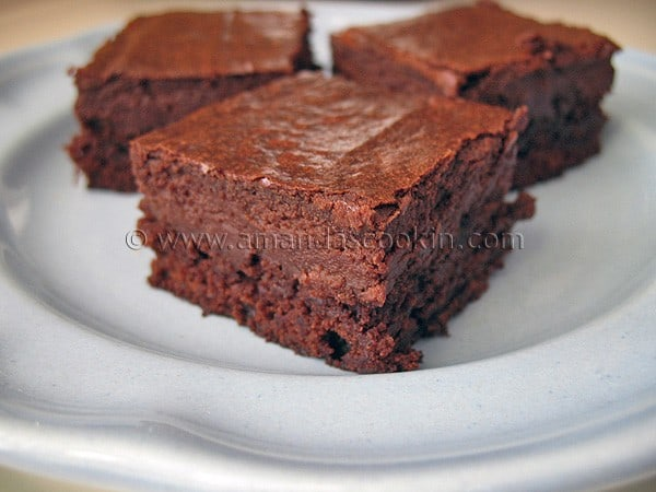 Chocolate Cheesecake Brownies, Amanda Formaro, Amanda's Cookin'