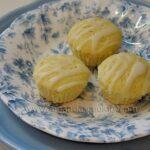 German Mini Lemon Cakes – Zitronenkuchen / Zitrone Mini-Kuchen